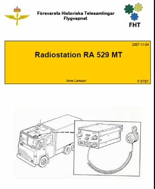 Radiostation RA 529