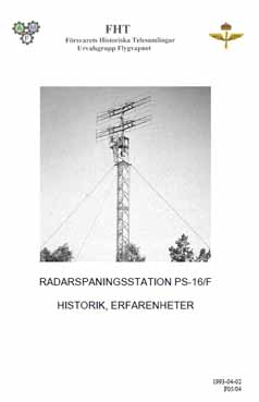 Radarspaningsstation PS-16/F