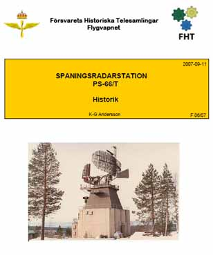 Spaningsradarstation PS-66T